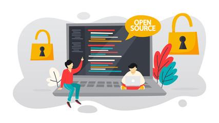 Pourquoi choisir un logiciel open source en 2021 ?